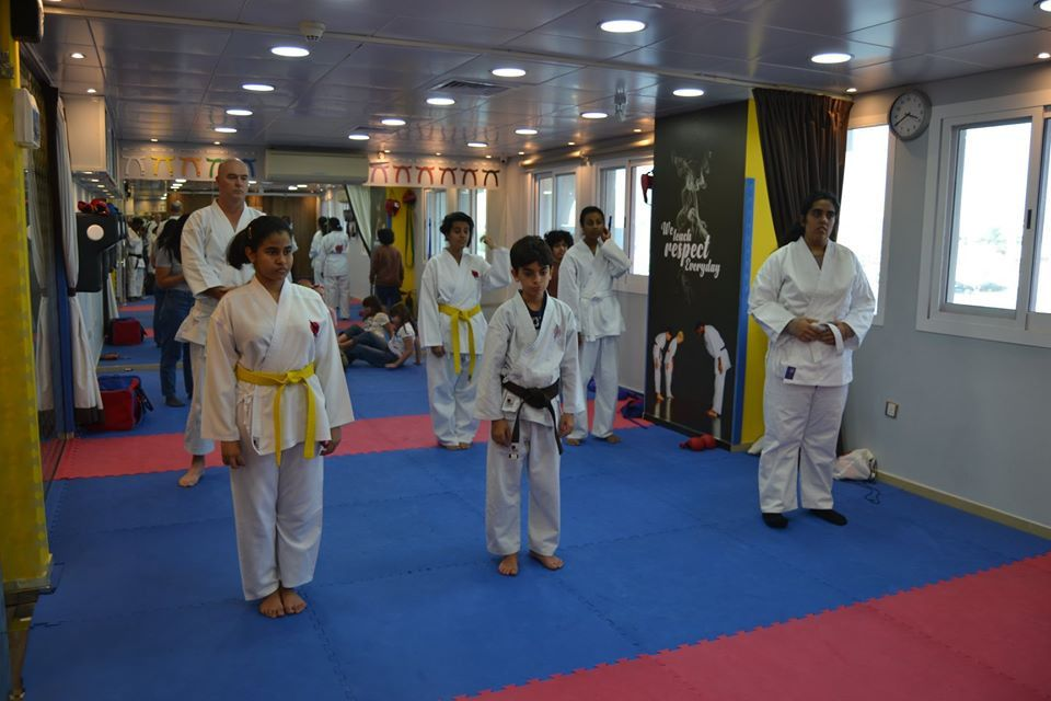 Emirates Karate Centre 2