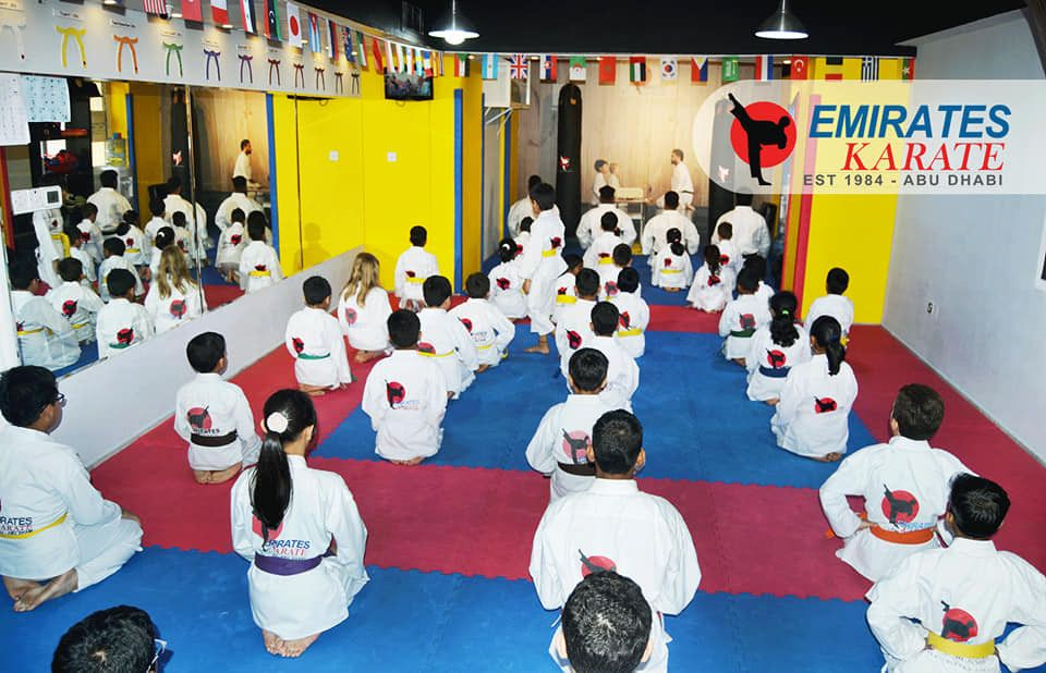 Emirates Karate Centre 3