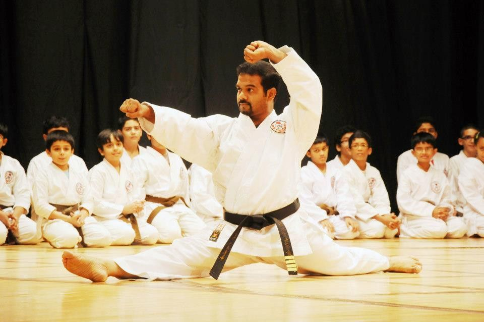 The Oriental Karate Academy 1
