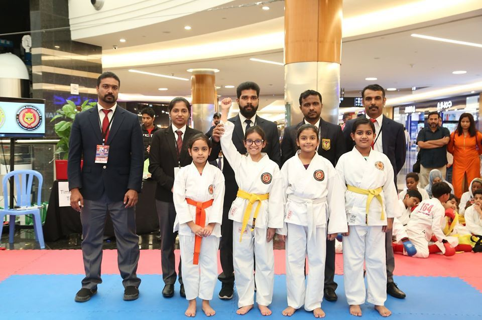 Winner Land Karate Academy 1