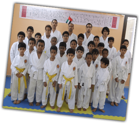 Okinawa Karate Club 1