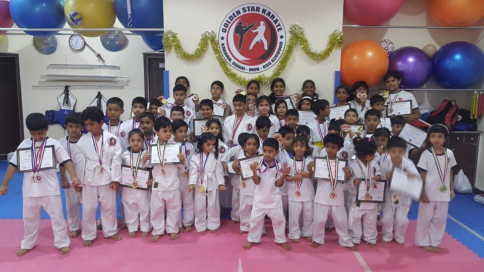 Golden Star Karate Academy 2