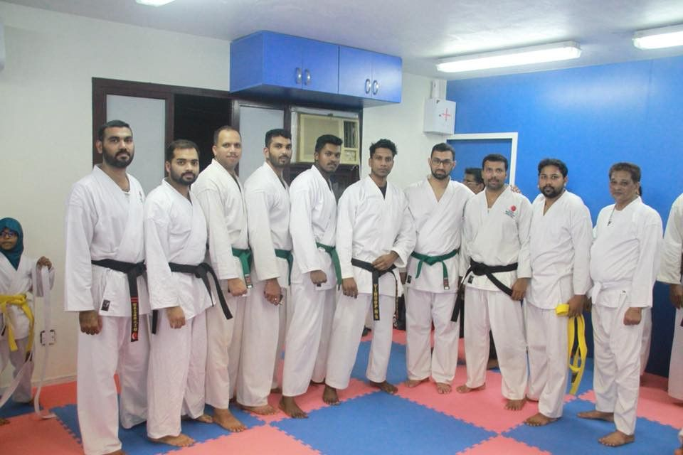 Al Taneen Body Fitness And Karate Institute 1