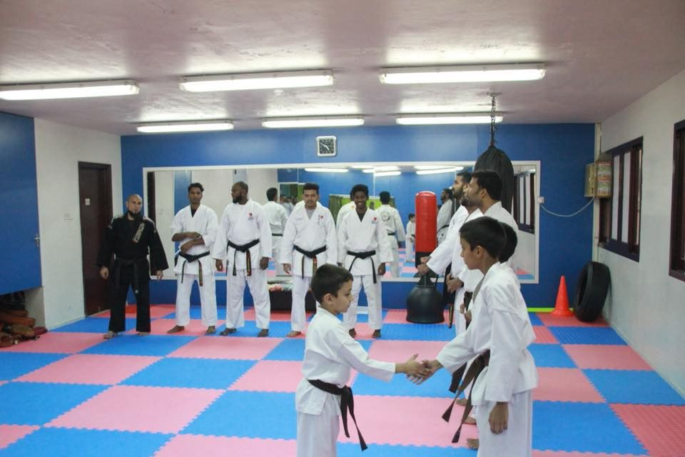 Al Taneen Body Fitness And Karate Institute 2