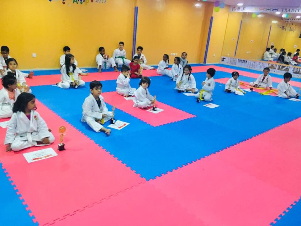 Al Taqaleed Karate Center 2