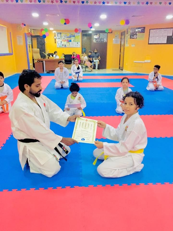 Al Taqaleed Karate Center 3