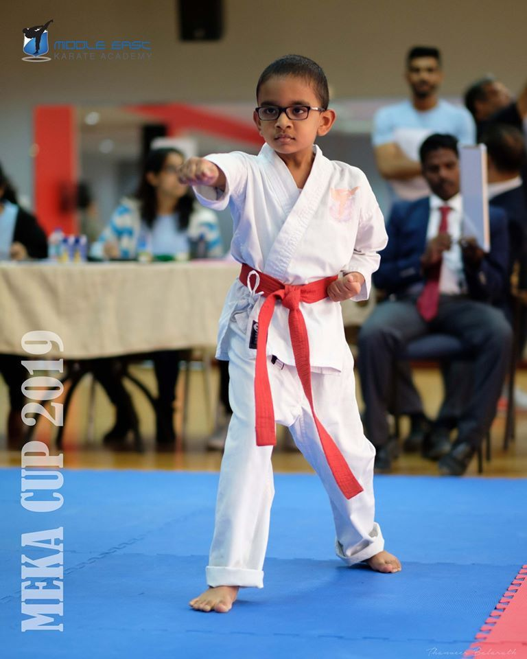Middle East Karate Academy 1