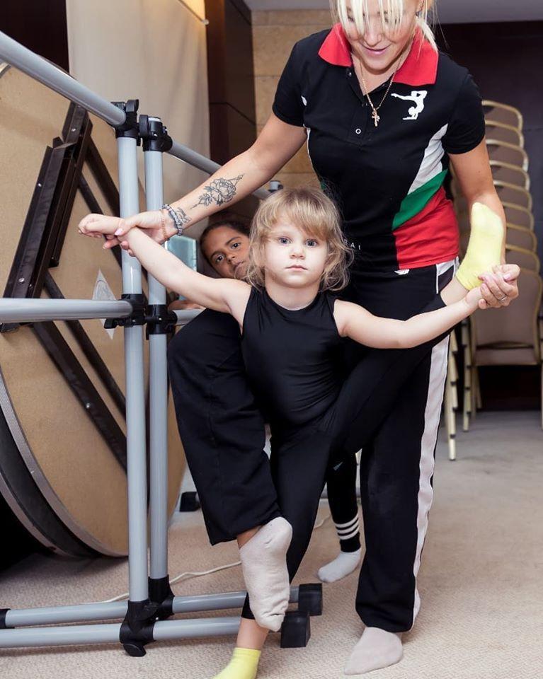 Natalia Gymnastics Club 2