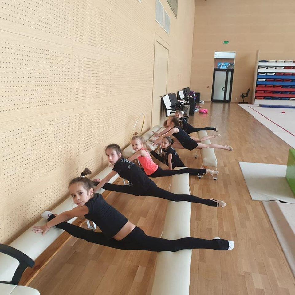 Natalia Gymnastics Club 4