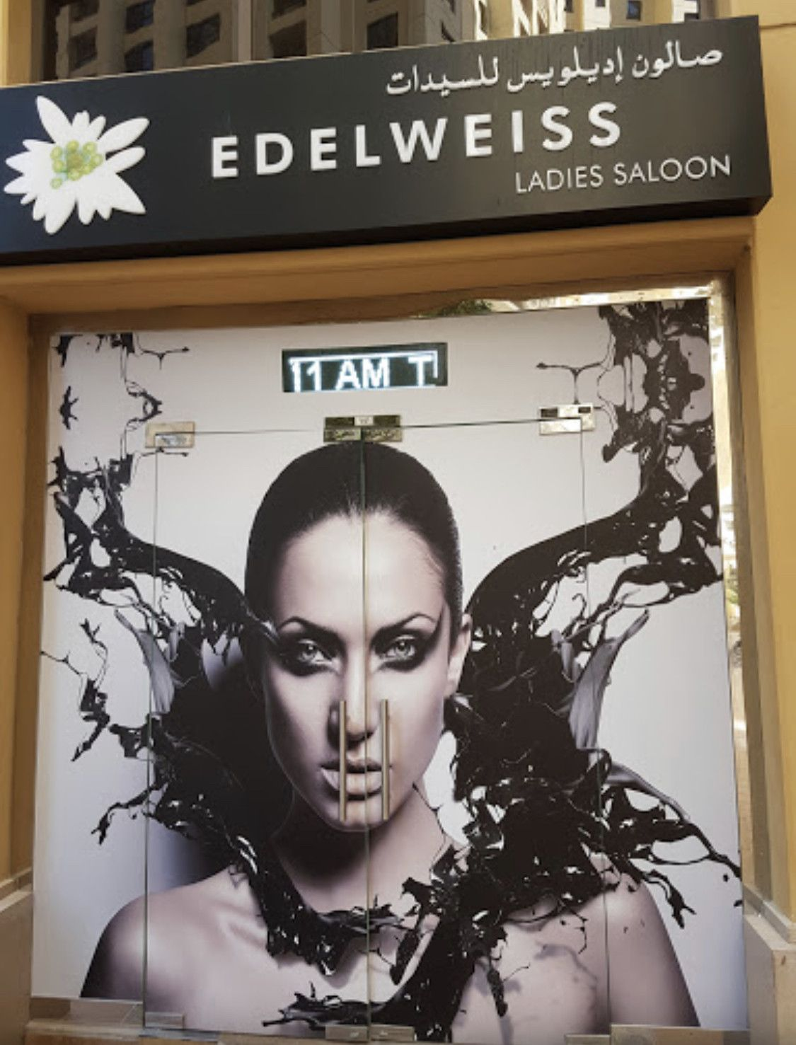 Edelweiss Ladies Salon 8