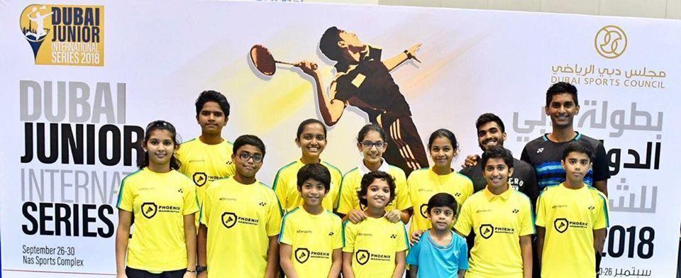 Phoenix Badminton Academy 0