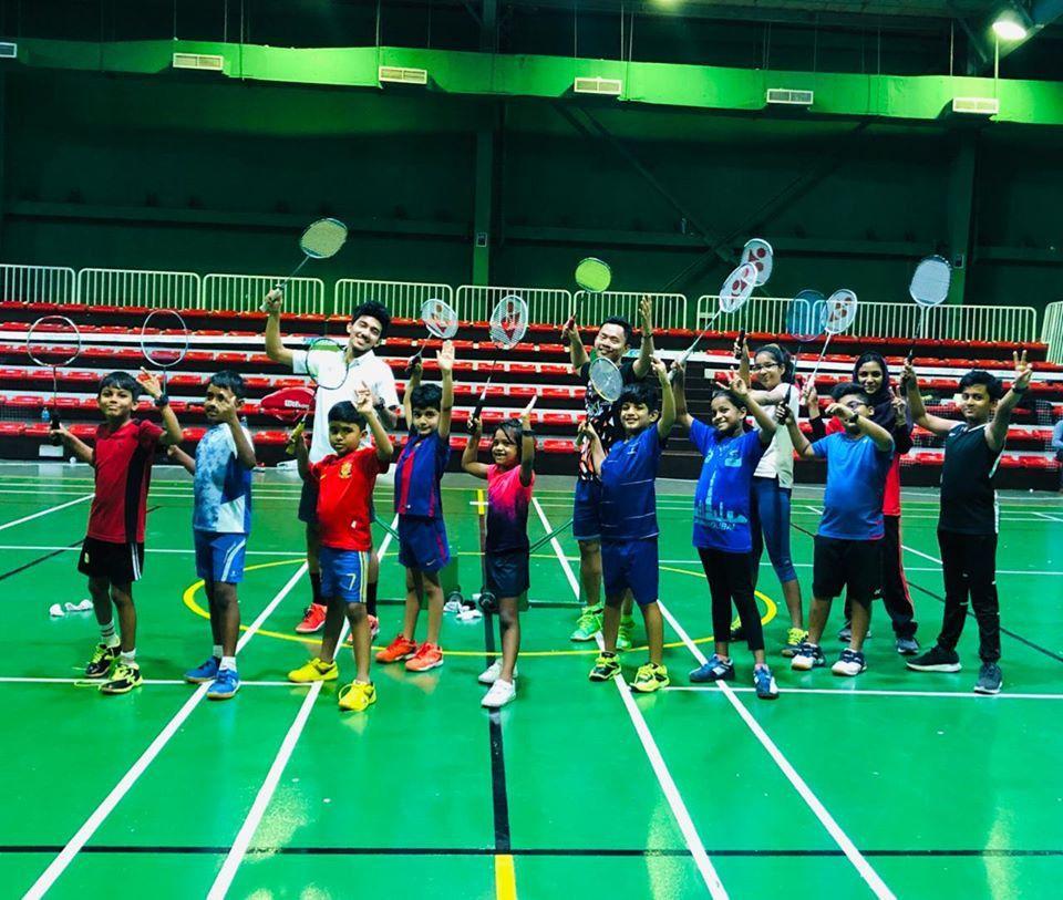 Phoenix Badminton Academy 1