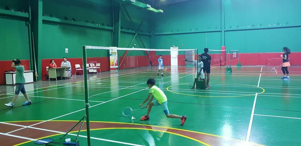 Phoenix Badminton Academy 2
