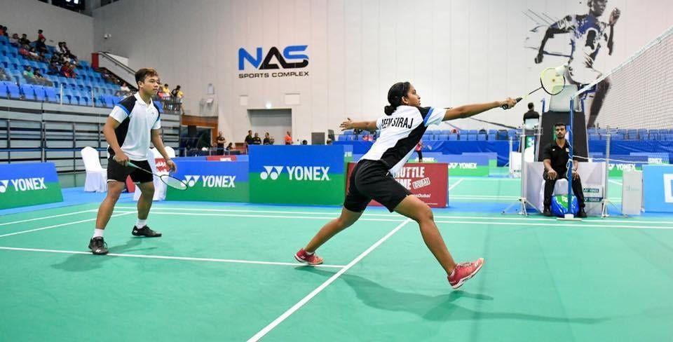 Phoenix Badminton Academy 5