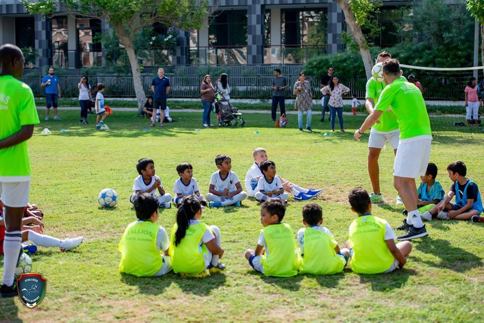 Soccer Stallions Sports Academy 1