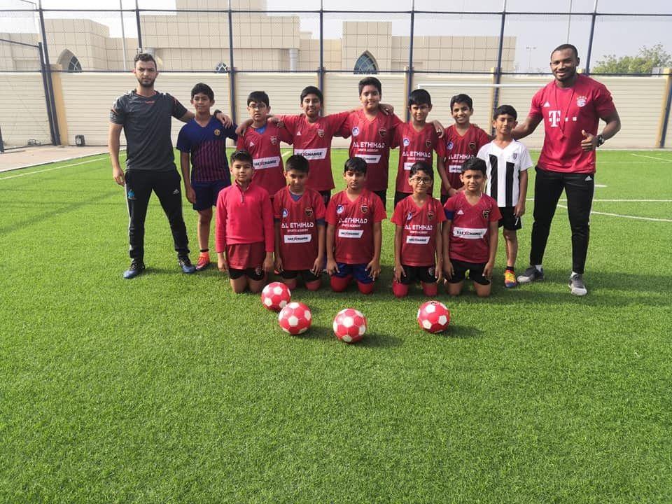 AL Ethihad Sports Academy 4