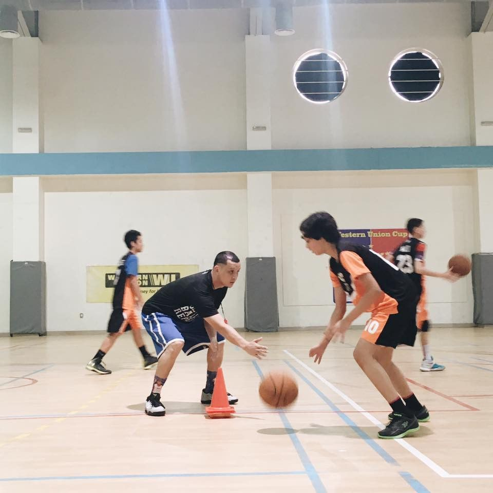 Hoops Basketball Academy 2