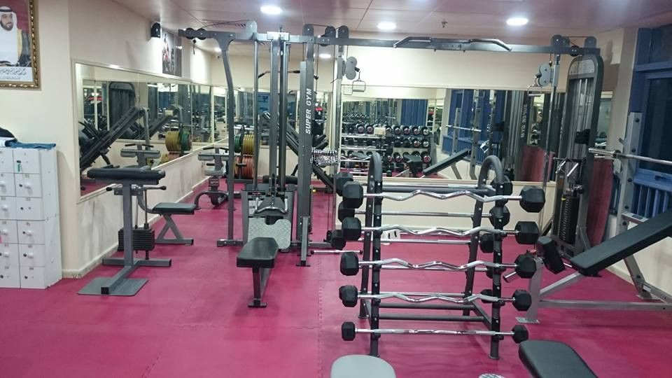 Arabian Gym 3