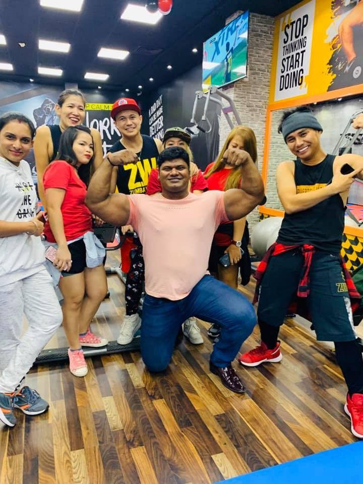 Taj Gym 0