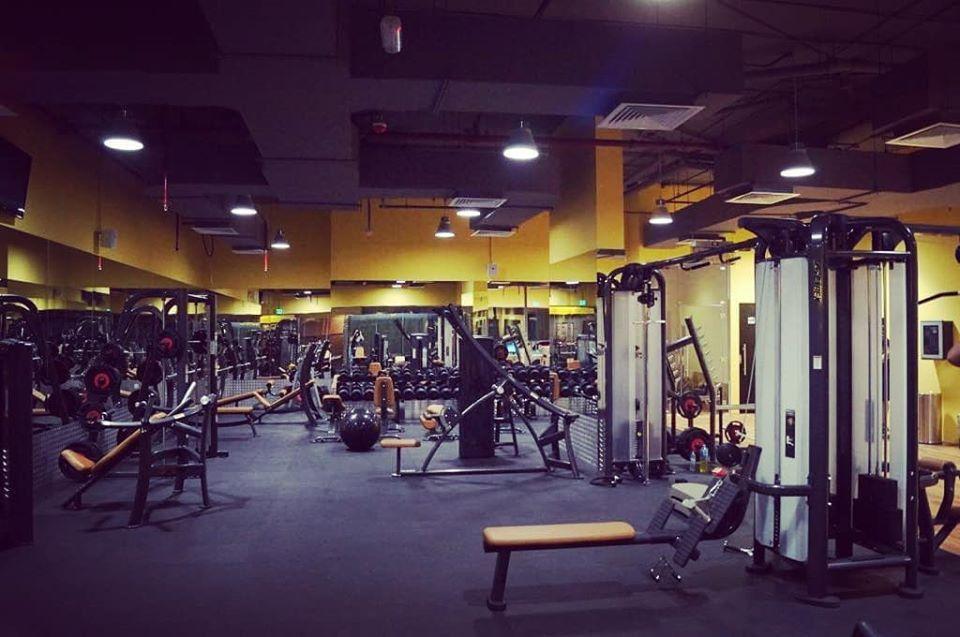 Shock Gym 0