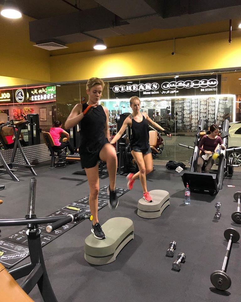 Shock Gym 1