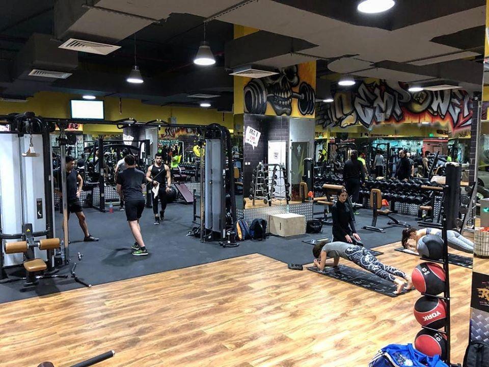 Shock Gym 3