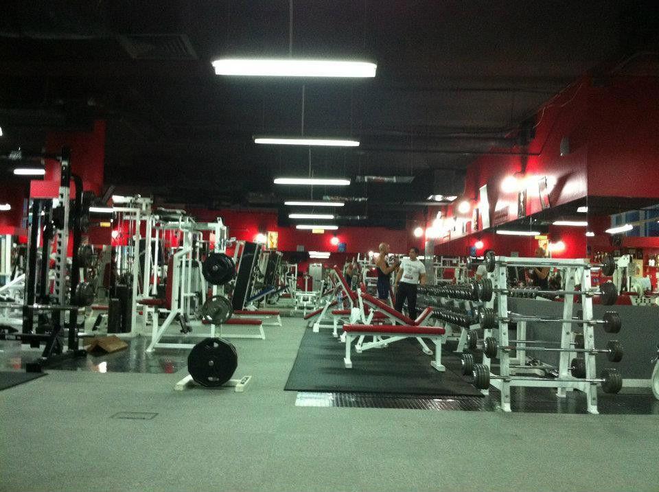 Uni Fit Gym 1