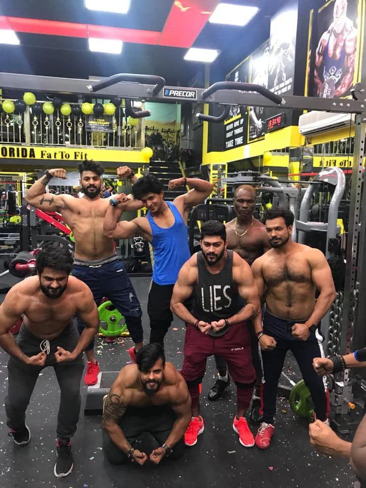Florida Body Building Gym 2