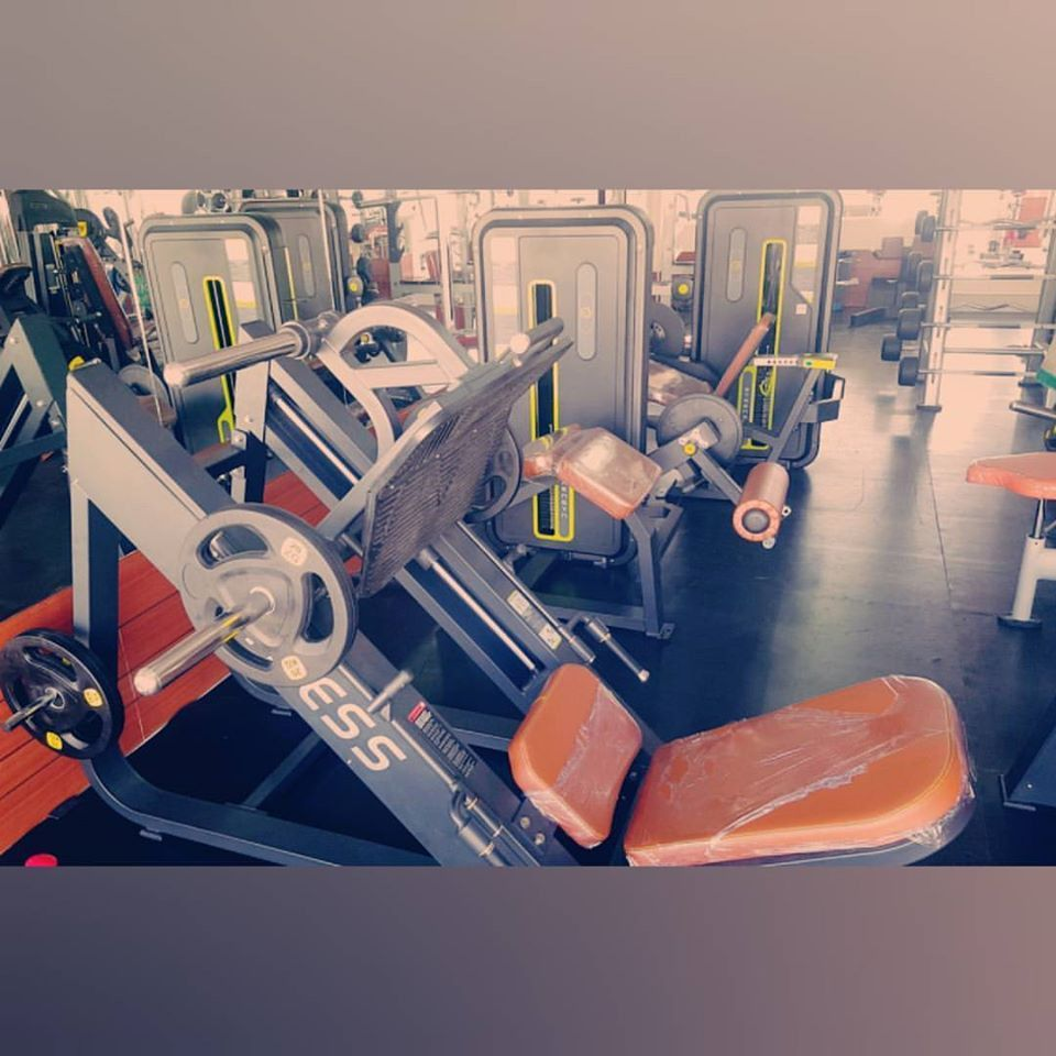Texas Gym 1
