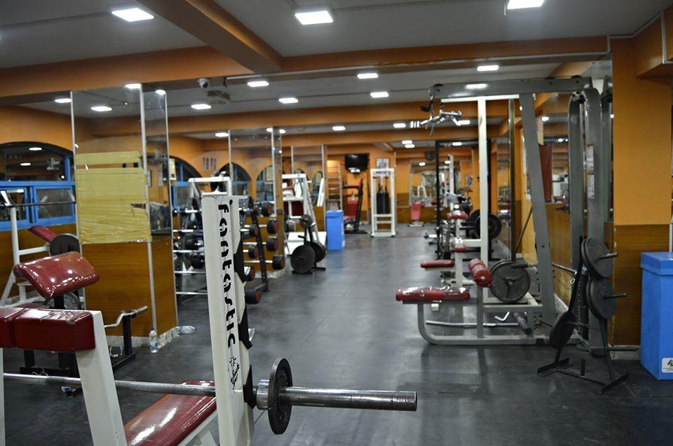 Texas Gym 3