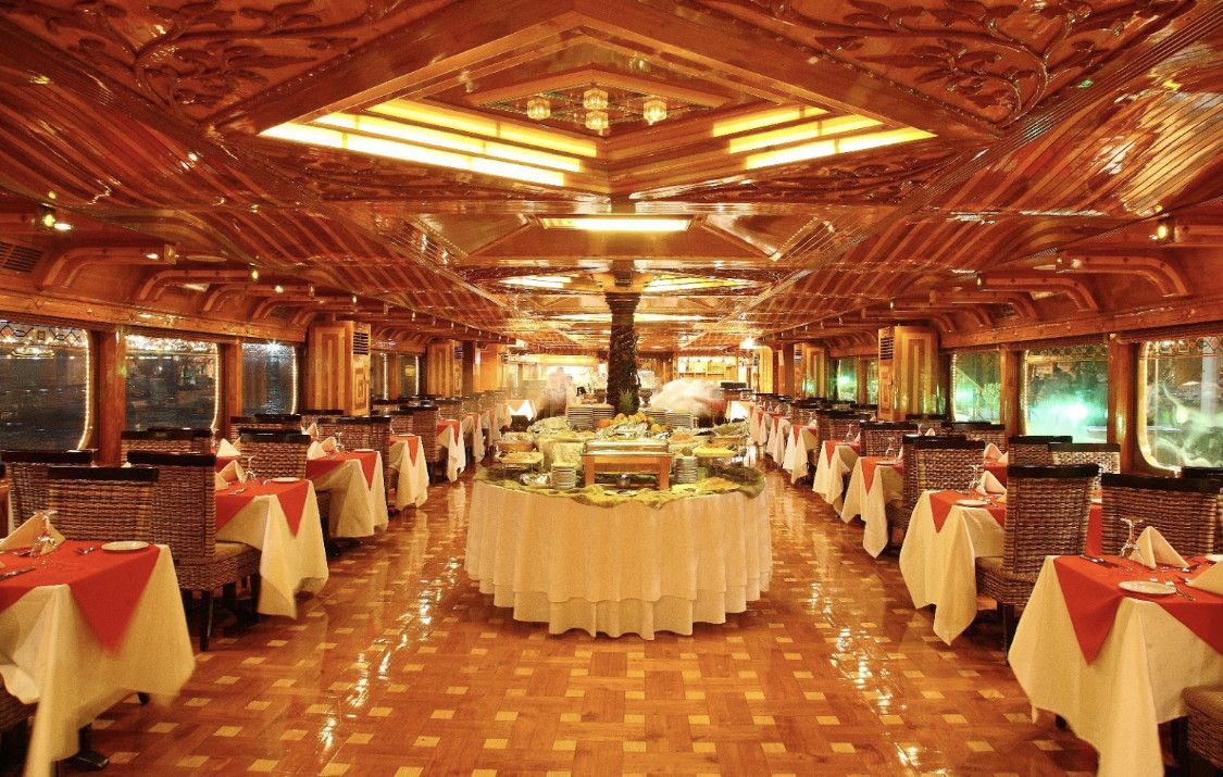 Rustar Floating Restaurant  5