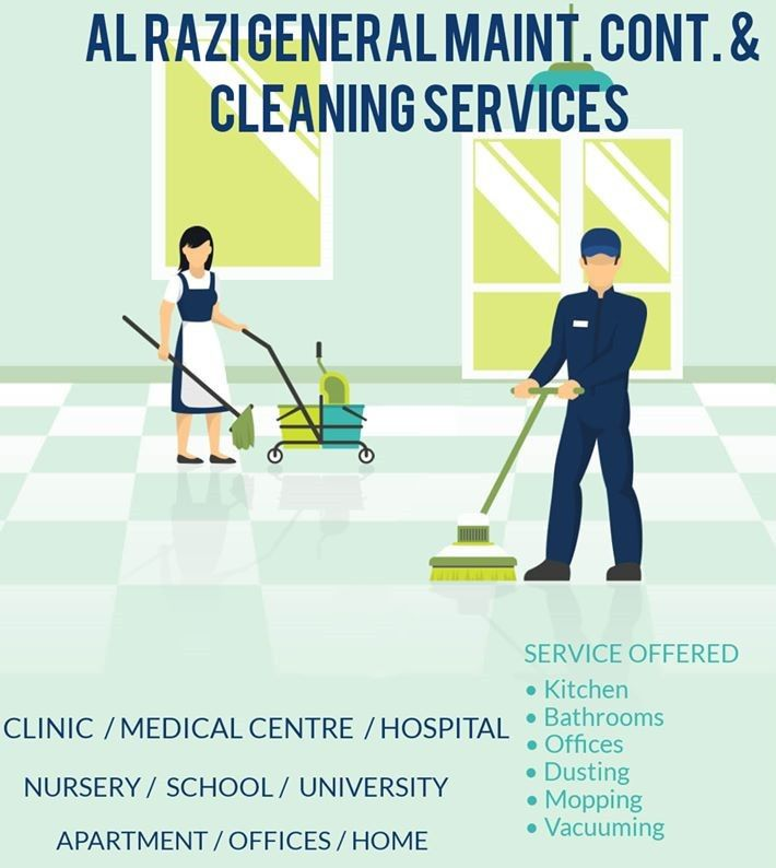 Al Razi General Maintenance & Cleaning Service LLC 2