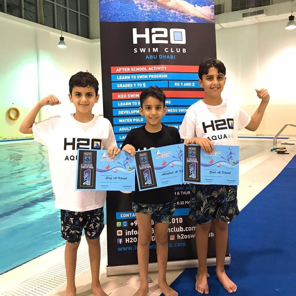 H2O Swim Club 2