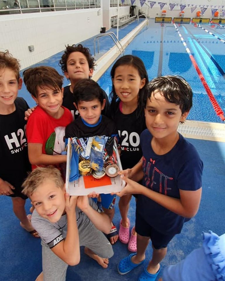 H2O Swim Club 4