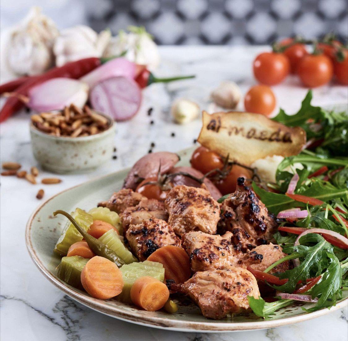 Al-Maeda Restaurant  10
