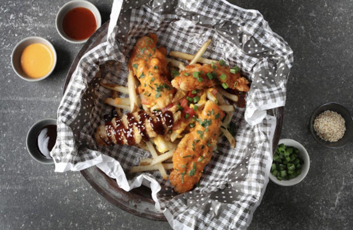 FRINGS Fries & Wings 2