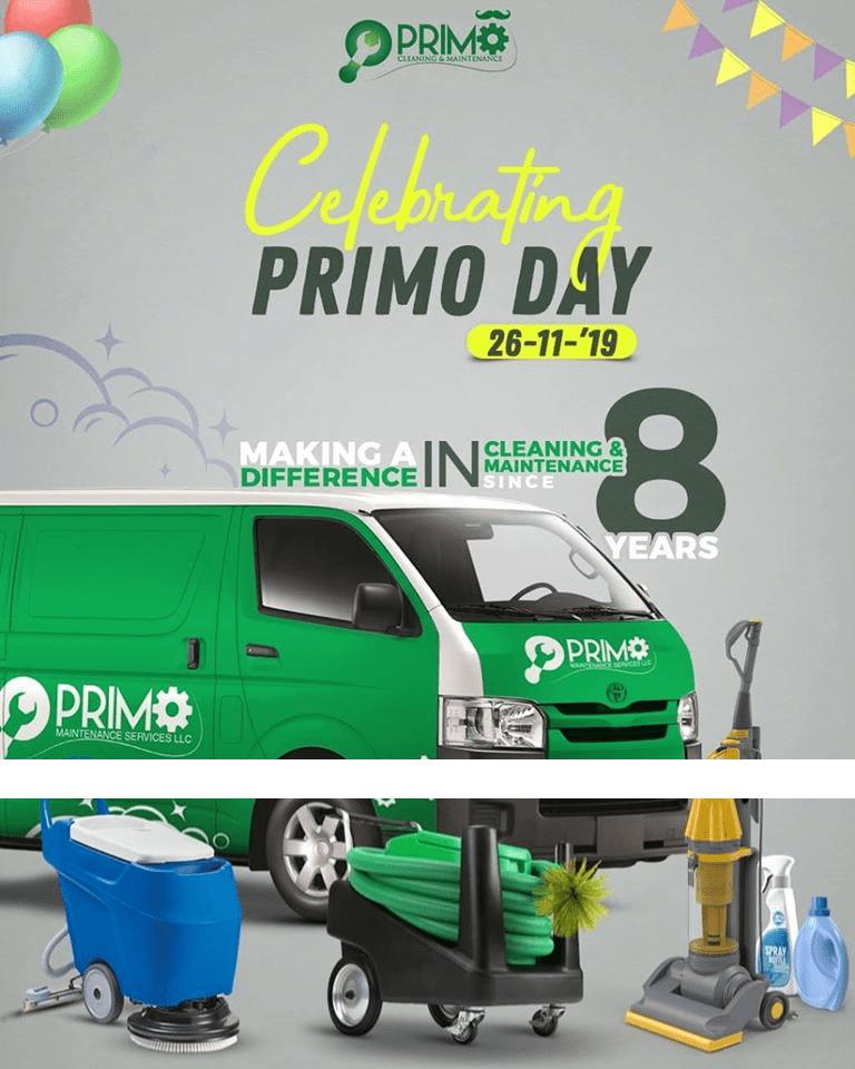 Primo Maintenance Services 1