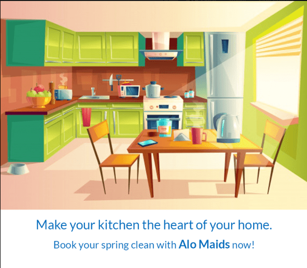 Alo Maids Cleaning Services 1