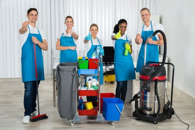 Maxicare Cleaning Services 1