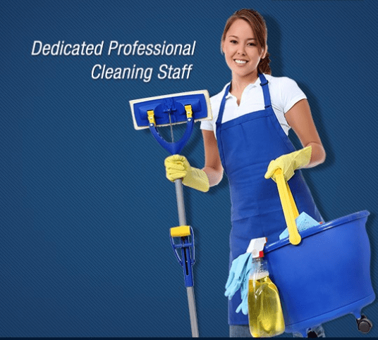 Maids On Time Cleaning Services 1