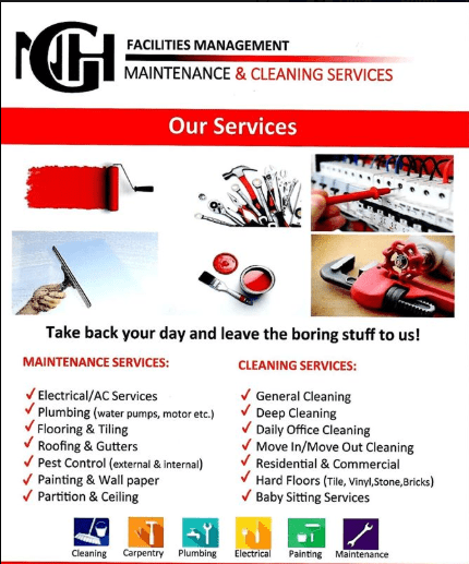 N & Ghaferi Technical Services 2