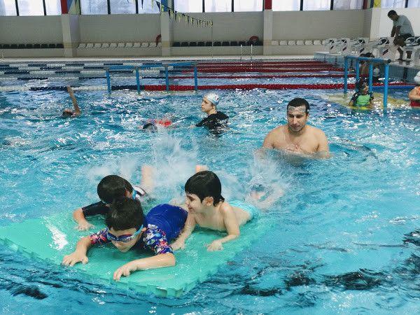 أكايمية كليوباترا لتعليم السباحة 5