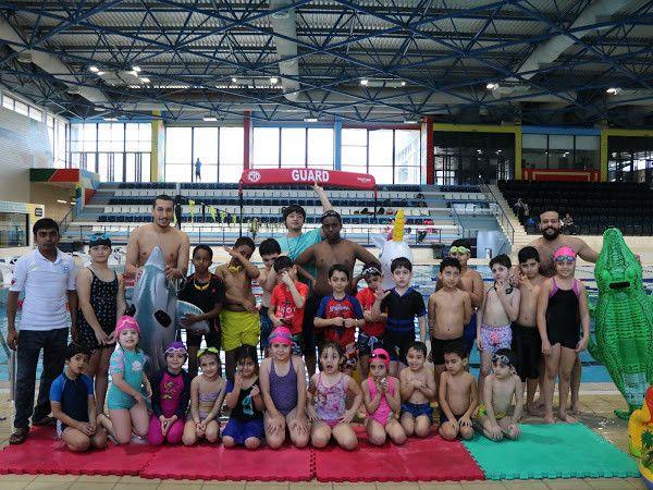 أكايمية كليوباترا لتعليم السباحة 6