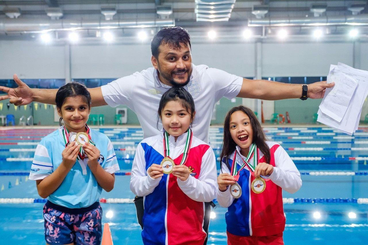 أكايمية كليوباترا لتعليم السباحة 8