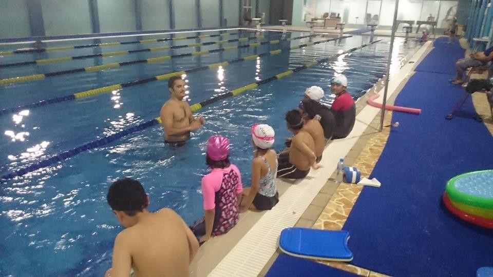 أكايمية كليوباترا لتعليم السباحة 9