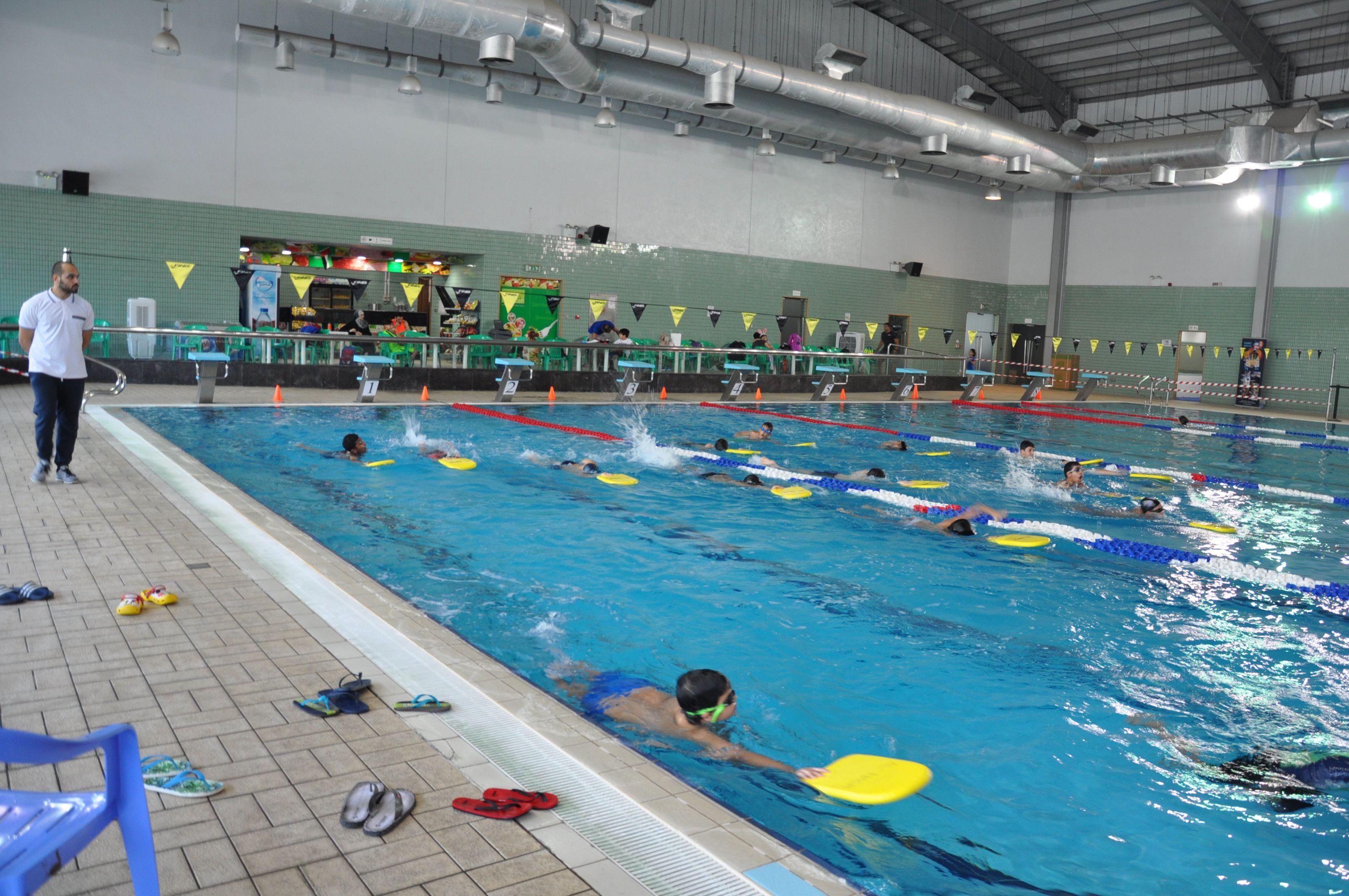 أكايمية كليوباترا لتعليم السباحة 11