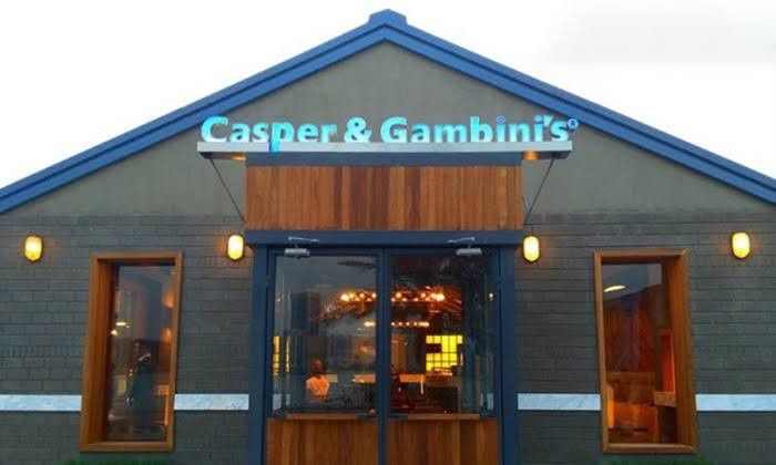 Casper And Gambini's 4
