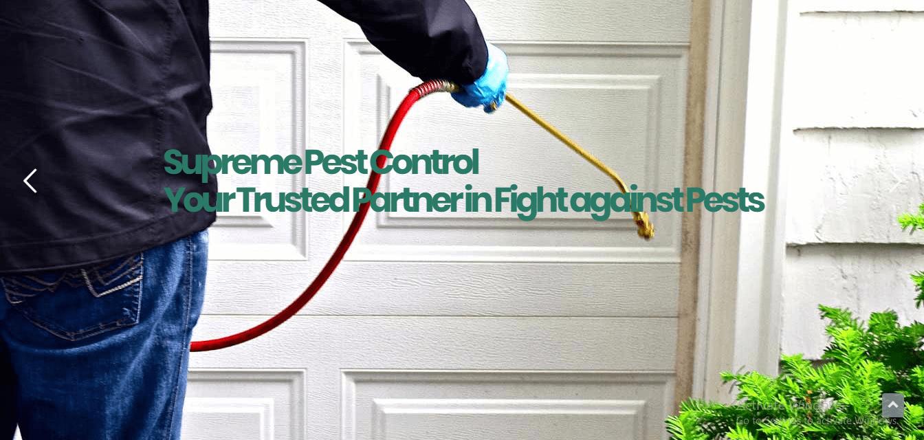 Supreme Pest Control 2
