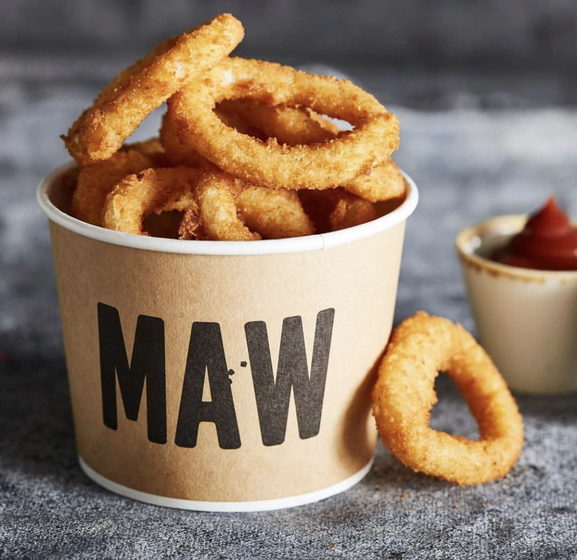 MAW Handcrafted Gourmet Burger 7