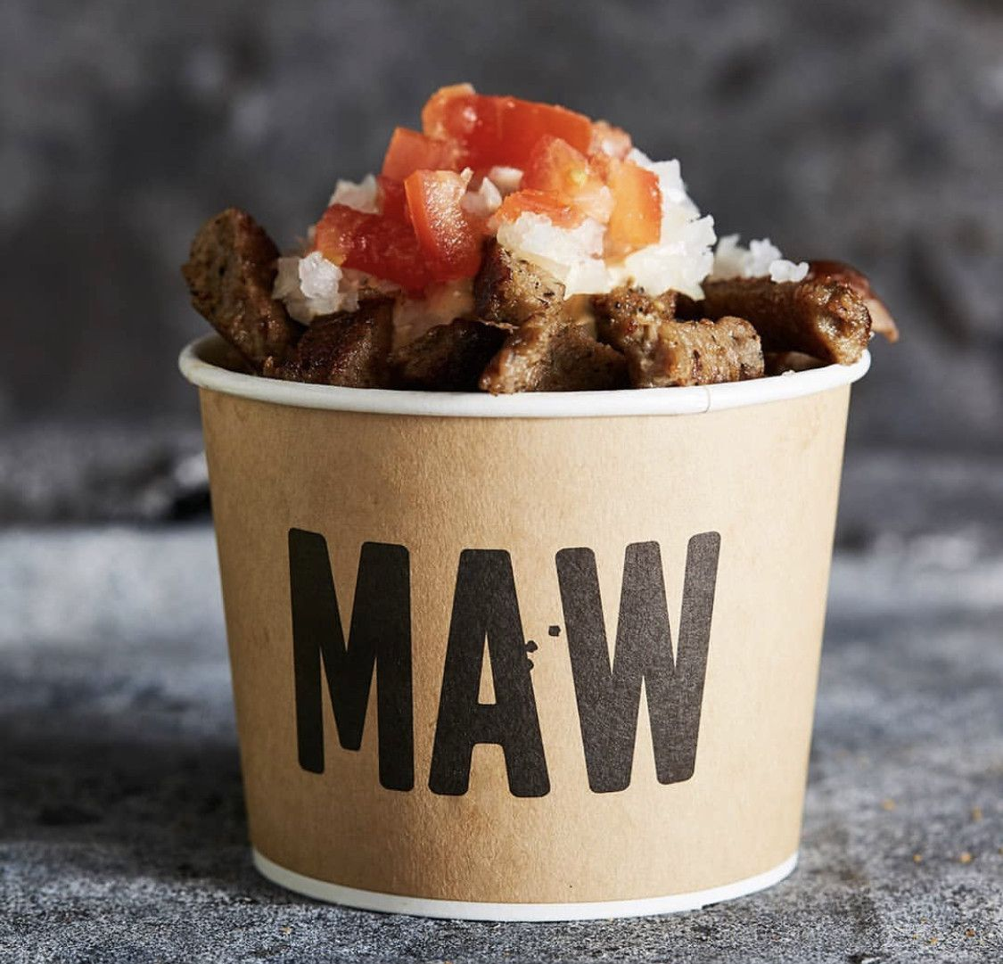 MAW Handcrafted Gourmet Burger 11